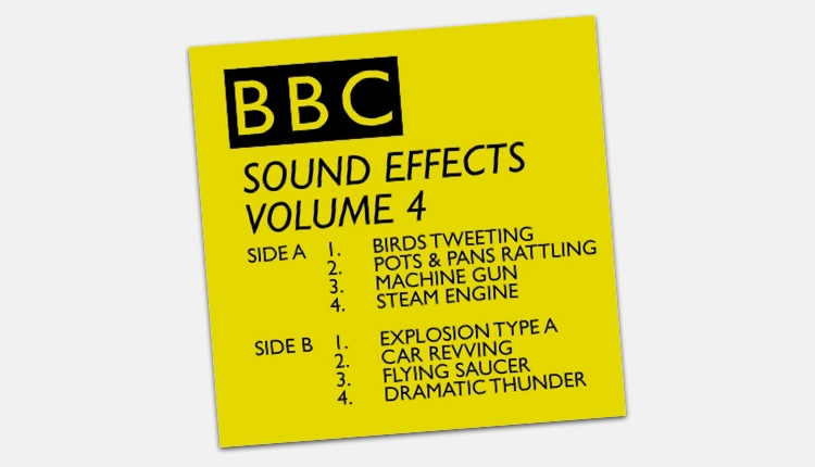 BBC's Sound FX library now free to download – RadioToday