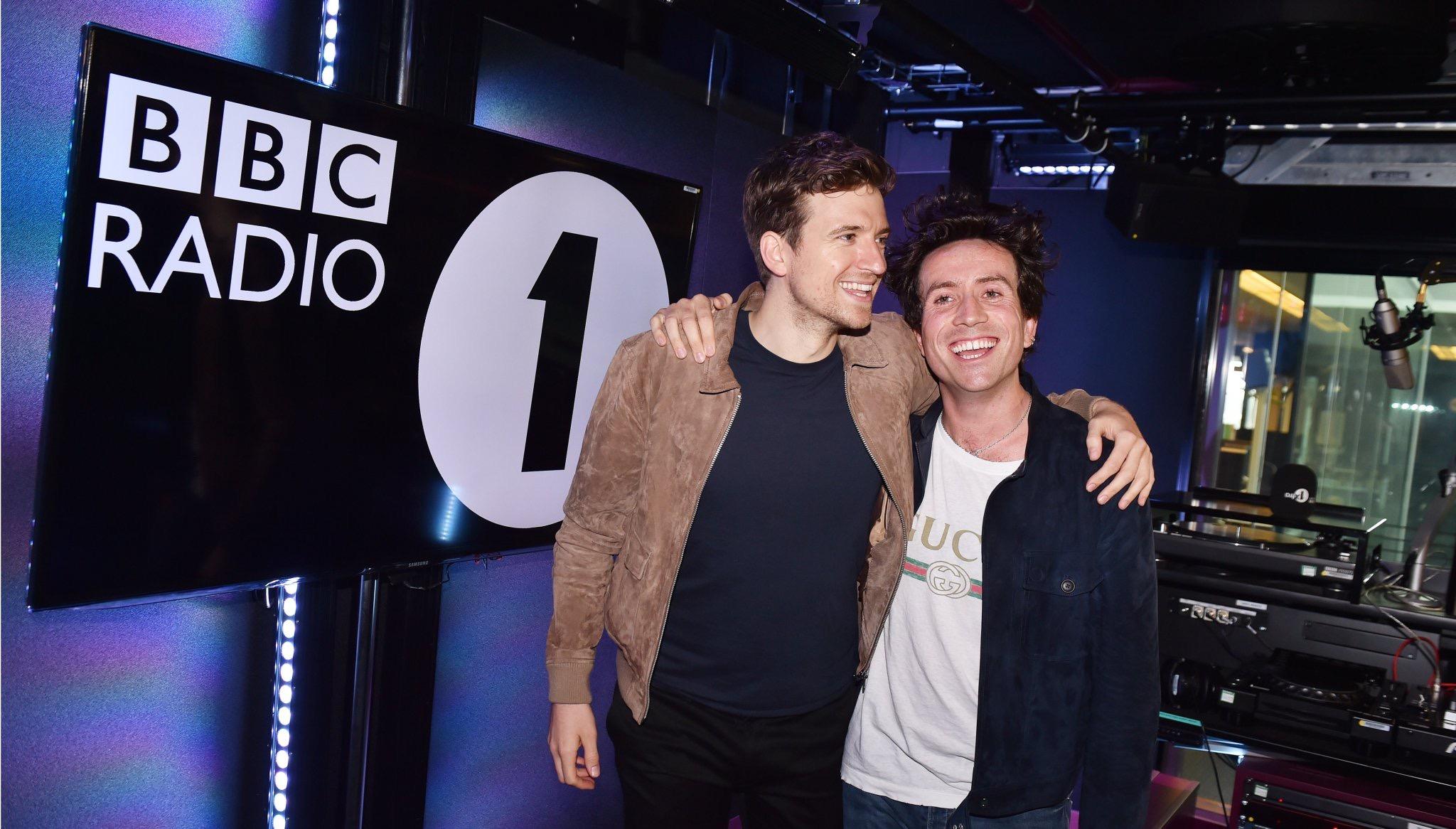 Greg James and Nick Grimshaw swap Radio 1 shows – RadioToday