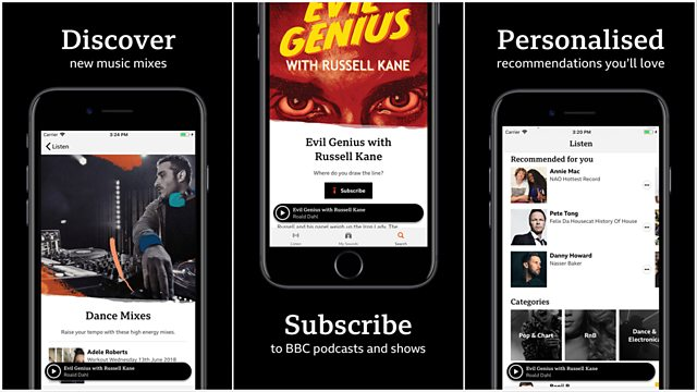 BBC Sounds app to replace BBC iPlayer Radio – RadioToday