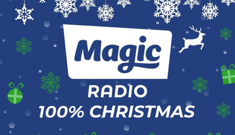 Christmas Radio Stations All Year Round.Magic Flips Main Station To 100 Christmas Radiotoday
