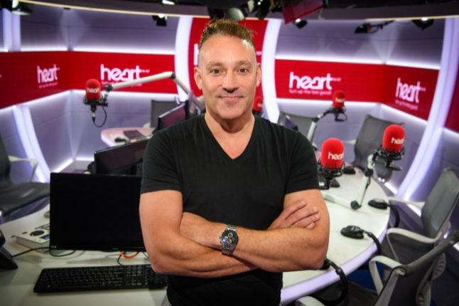 Toby Anstis To Step Down From Heart Mid Morning Show