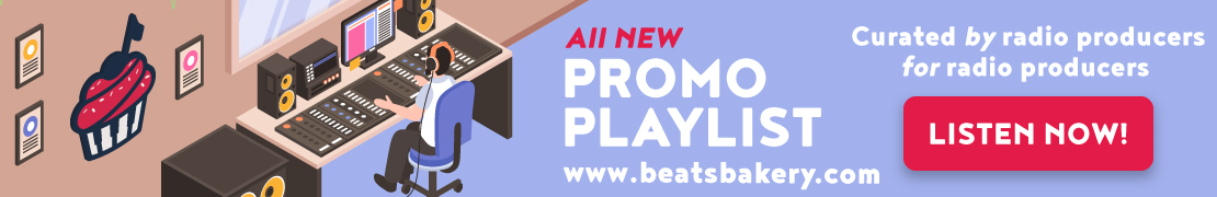 Beats Story Page – Promo Playlist