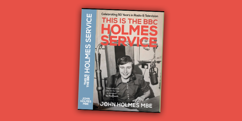New Book: This is the BBC Holmes Service
