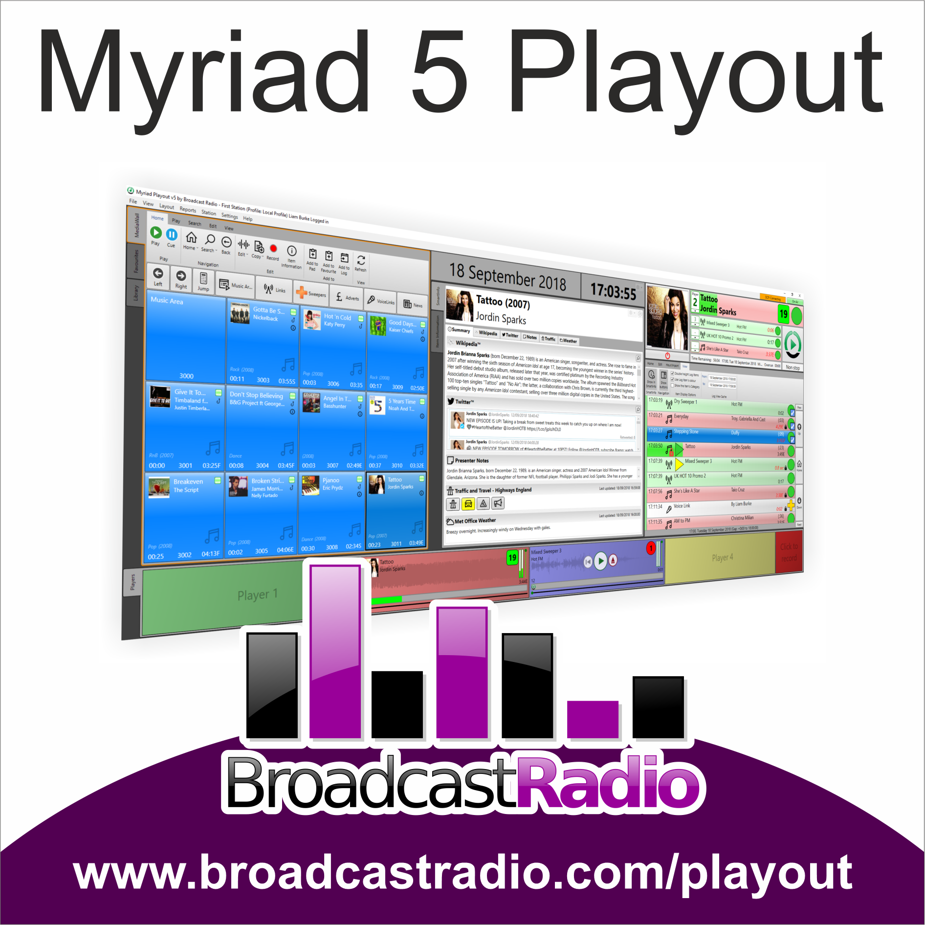 BR PLAYOUT SQUARE