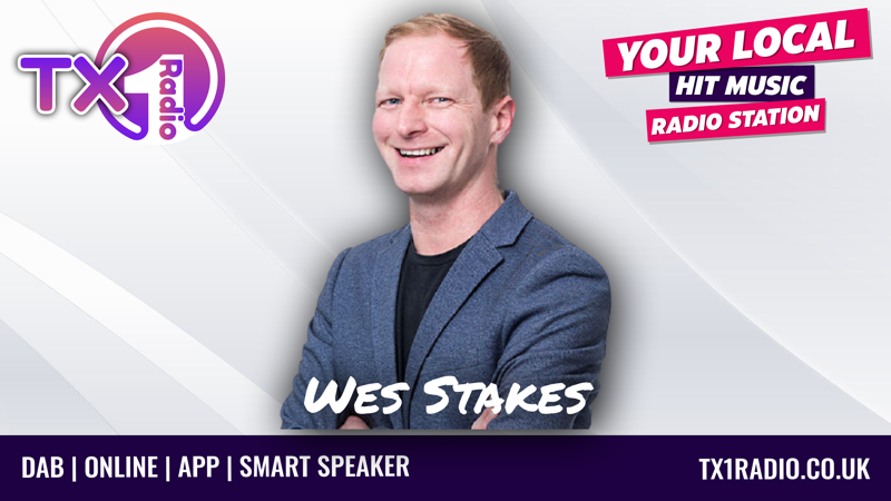 Former Trax FM presenter Wes Stakes joins TX1 Radio