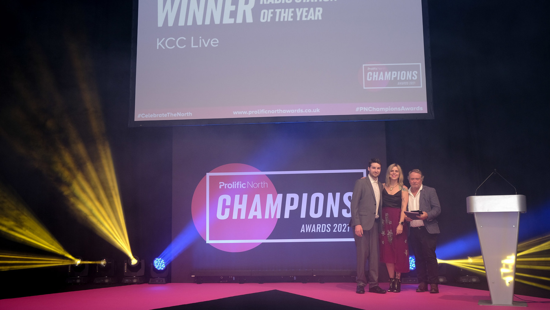 KCC Live crowned station of the year at local event